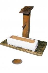 Ambientazione presepe: Fontana / Truogolo