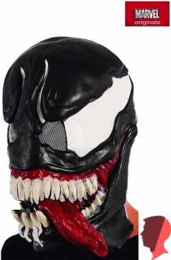 Maschera di Venom di Spiderman Adulto Marvel