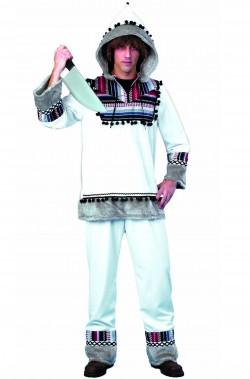 Costume uomo eschimese