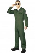 Costume tuta da pilota da caccia o elicotterista