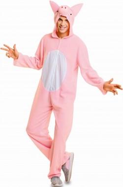 Costume maiale uomo