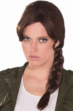 Parrucca Tomb Raider Lara Croft