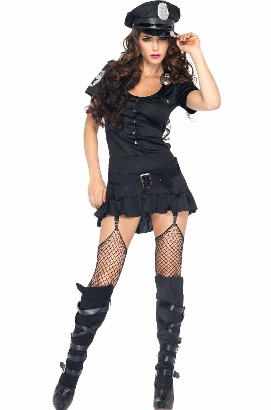 Costume Poliziotta Sexy.
