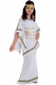 Costume carnevale Bambina Romana o angelo