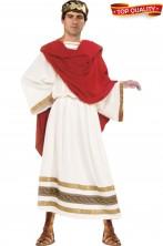 Costume toga da uomo Senatore Romano di alta qualita'