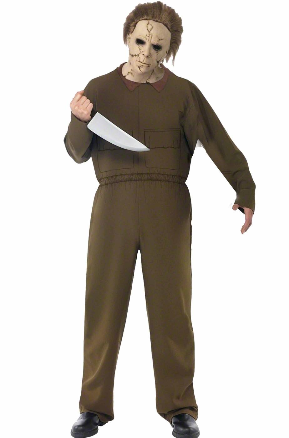 Costume di Michael Myers completo con maschera