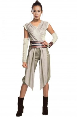 Star Wars Costume Rey adulta Gli ultimi Jedi