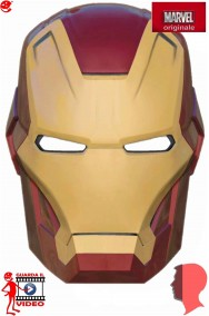 Maschera adulto Iron Man 3 Mark 42