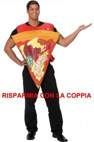 Costume da fetta di Pizza