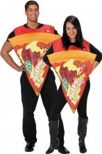 Coppia di costumi da Pizza con condimenti