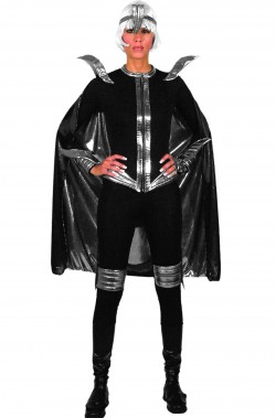 Costume guerriera dello spazio aliena