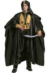 Costume uomo principe arabo sultano Saladino