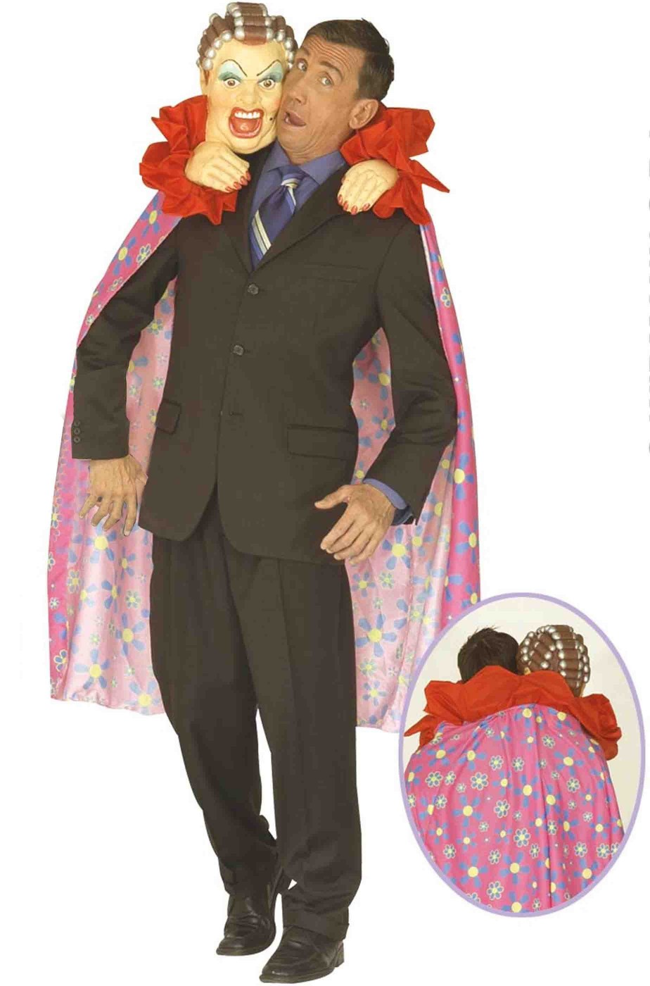 RED DICKY Papillon Costume accessorio ideale per PAGLIACCI Gatto nel Cappello
