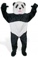 Costume panda adulto mascotte ( Suicide squad)