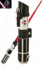Spada Laser Adulto Darth Vader Star Wars estensione rossa