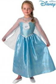 Costume Bambina Frozen Elsa Regina delle Nevi ORIGINALE