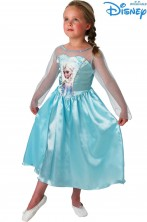 Costume Bambina Frozen Elsa Regina delle Nevi
