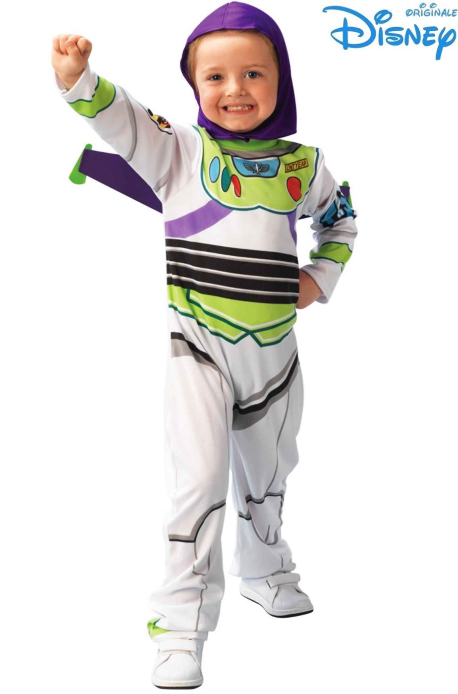 Costume Buzz Lightyear