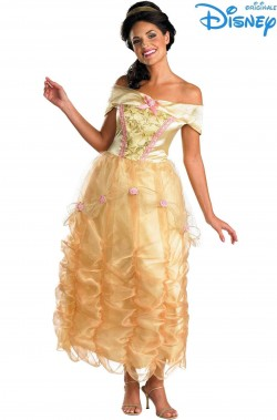Costume Belle originale Disney La bella e la bestia