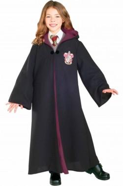 Harry Potter Vestito di carnevale di Hermione Grifondoro bambina De luxe