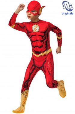 Costume Bambino The Flash