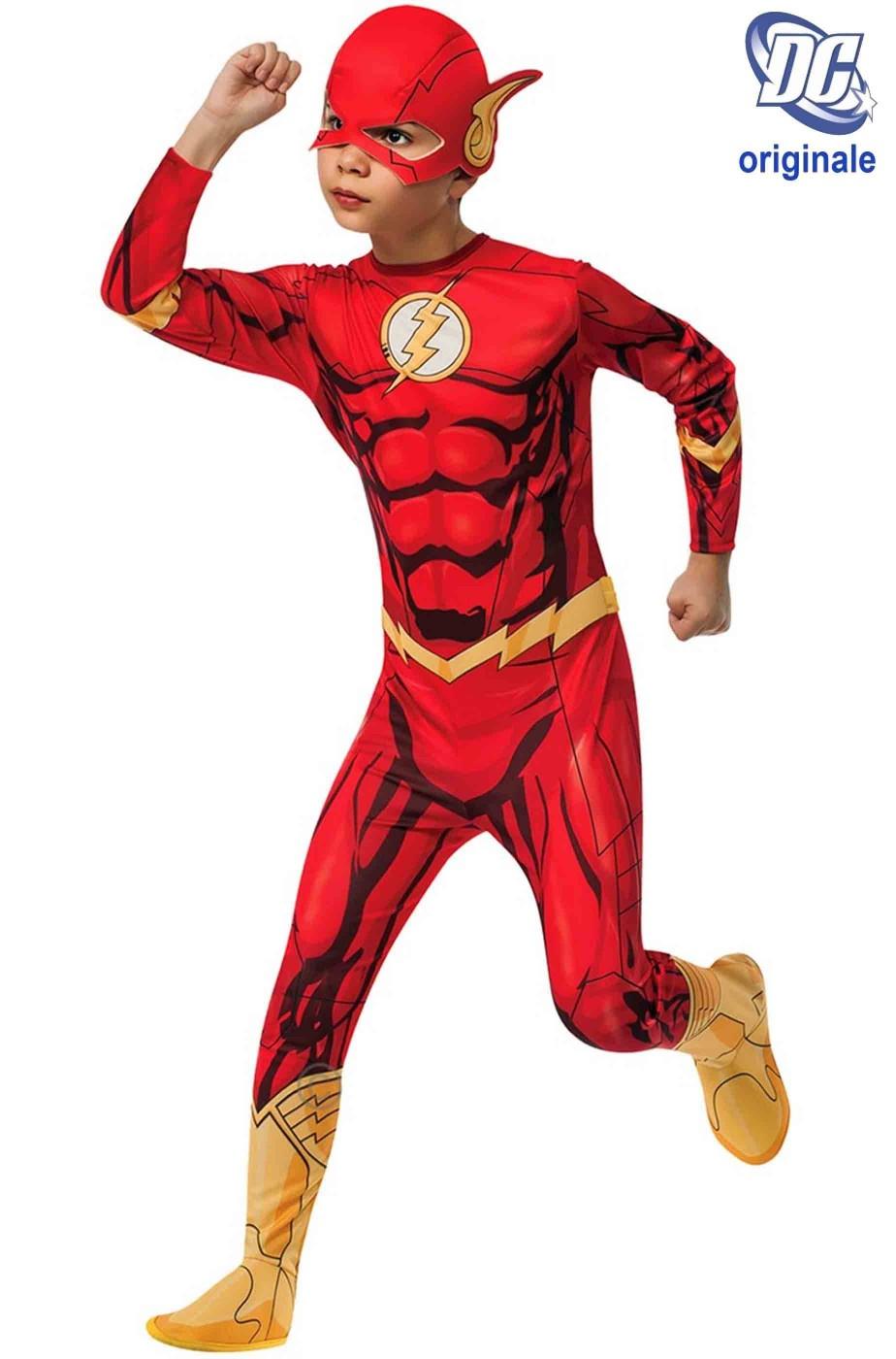 Costume Bambino The Flash
