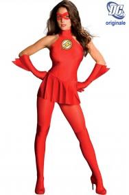 Costume donna flash
