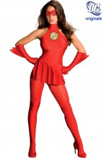 Costume donna flash