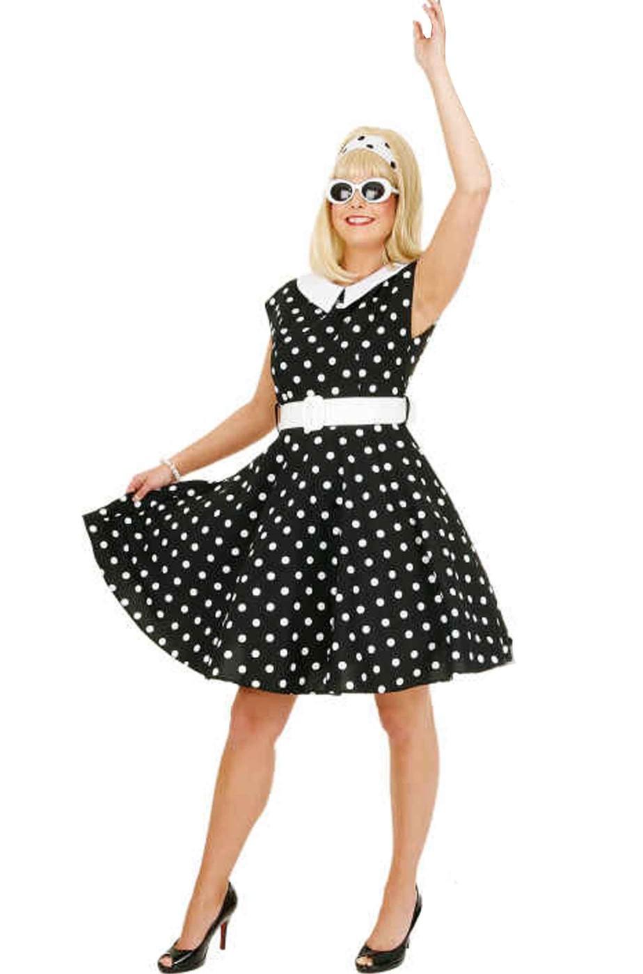 Costume donna anni 50. Qualita' teatrale