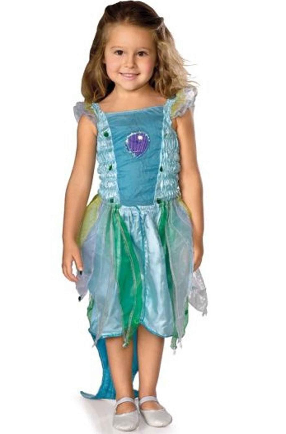 Costume carnevale Bambino La Sirenetta Bambina