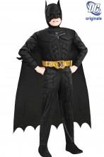 Costume carnevale Bambino Batman Muscolare