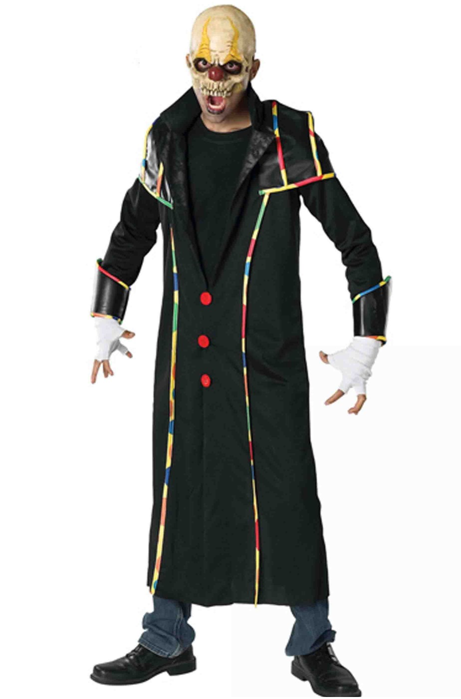 Clown Horror costume Bambino