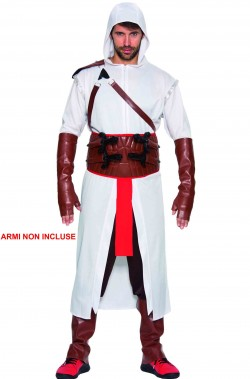 Costume adulto Assassin's Creed Altair taglia unica M
