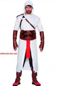 Costume adulto Assassin's Creed Altair taglia unica M