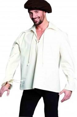 Camicia pirata, vampiro o rinascimentale