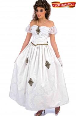 Costume donna Regina Bianca