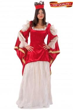 Costume donna regina Qualita' teatrale