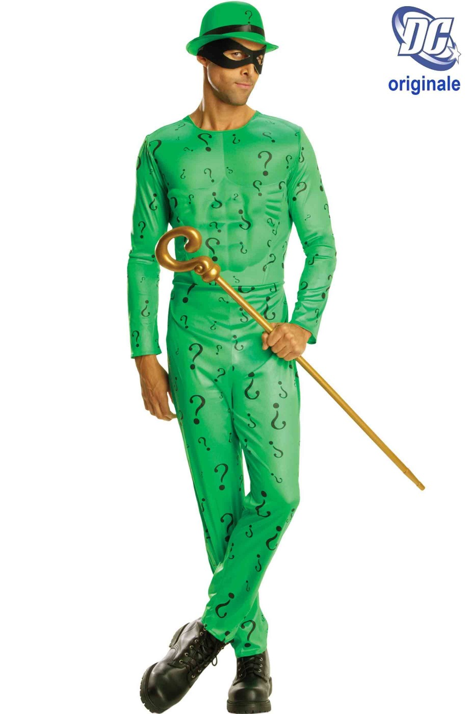 Costume L'Enigmista, The Riddler dalla serie Batman