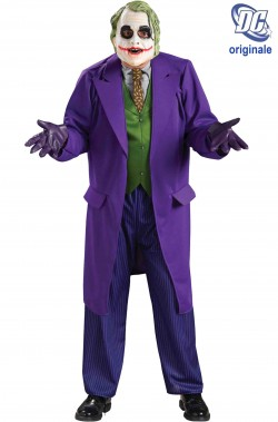Costume Joker De Luxe Film Batman