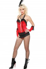 Costume donna sexy burlesque