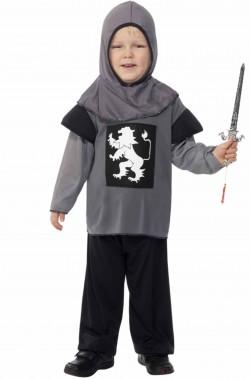 Costume carnevale Bambino Cavaliere Medievale