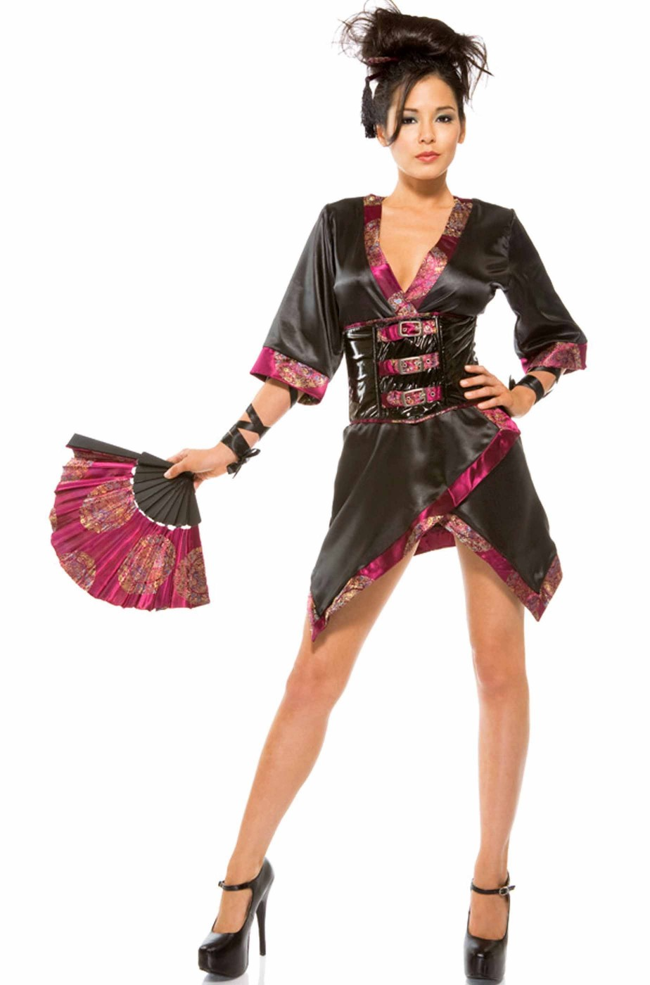 Costume donna Geisha De Luxe
