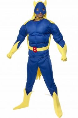 Costume Bananaman Supereroe della Banana