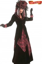 Costume donna vampira o diavola Qualita' teatrale.