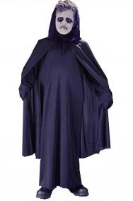 Mantello con cappuccio 122 cm