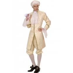 Costume uomo Casanova qualità teatrale o cavaliere veneziano del 700 o vampiro