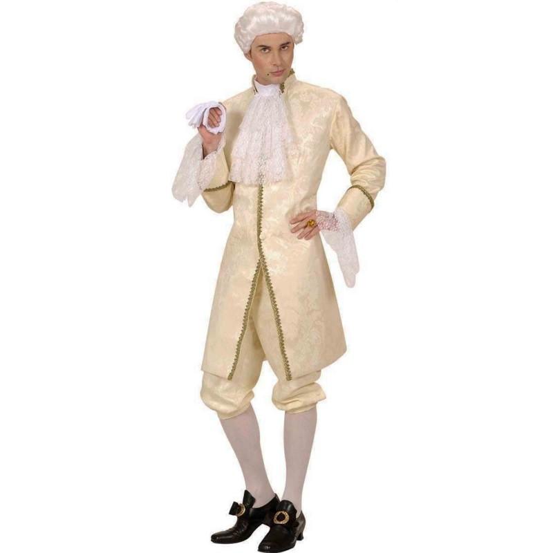 offrire 100% di alta qualità sfoglia le ultime collezioni Costume di carnevale da nobiluomo veneziano barocco 700 bianco