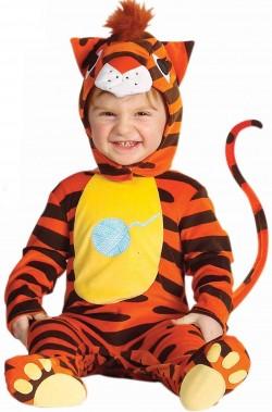 Costume carnevale Bambino tigre