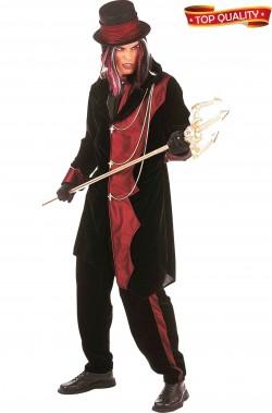 Costume uomo Diavolo elegante