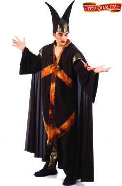 Costume uomo Mago demoniaco o negromante